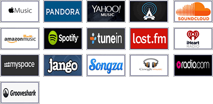 Audio Streaming Site