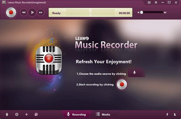 Leawo Spotify to mp3 Music Converter