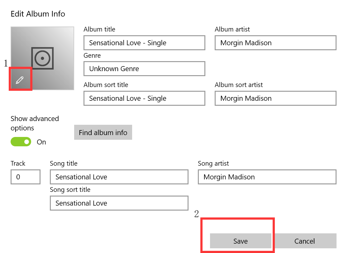 How To Add Album Art To Mp3 In Windows 10 Mac And Android